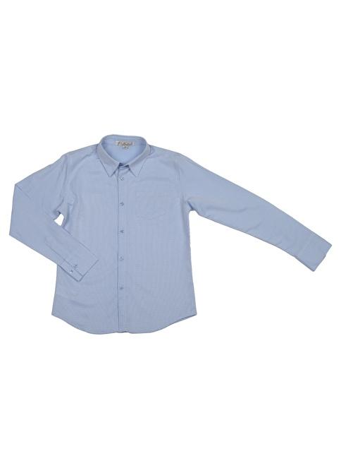 Puledro Gömlek Mavi